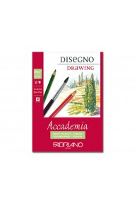 "Fabriano - Bloc Accademia ""Drawing"" A3 200gsm 30foi"