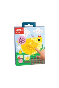 APLI KIDS SET MINI MOZAIC ANIMALS FARM