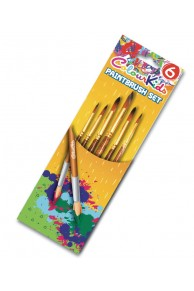 PENSULE 6/SET VARF ASCUTIT, COLOUR KIDS