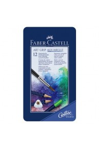 Faber-Castell - Set 12 creioane Art Grip AQUARELLE
