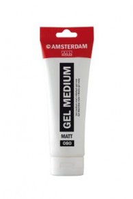 Royal Talens - Amsterdam - Gel mediu mat 250 ml