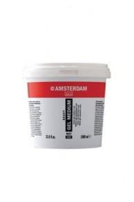 Royal Talens - Amsterdam - Gel mediu mat (vascos) 1000 ml