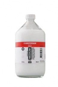 Royal Talens - Amsterdam - Mediu lucios 1000ml