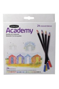 Derwent - 24 Colour Academy