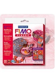 "Staedtler - Fimo - Atelier ""Forme geometrice"""