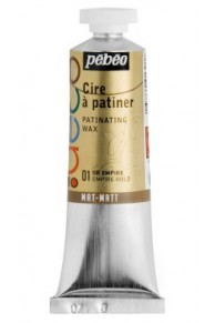 Pebeo - Patina cerata Deco tub37ml