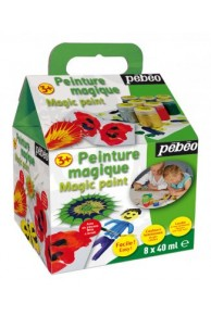 Pebeo - Set Magic Paint 8x40ml