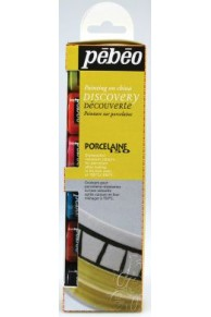 Pebeo - Culori Portelan 150 - set 6x20ml
