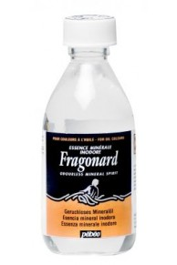 Pebeo - Auxiliar: White Spirit Fragonard 245ml