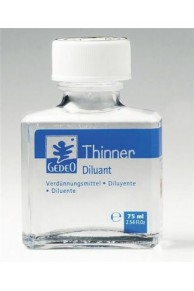 Pebeo - Diluant (Thinner) - Gedeo