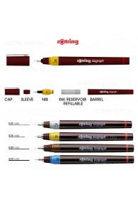 Rotring - Isograph