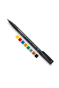 Staedtler - Lumocolor marker permanent SUPERFIN