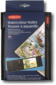 Derwent - Watercolour - Wallet