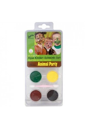 Aqua make-up set Animal Party