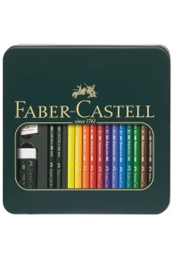 Faber Castell - Set Polychromos Mixed Media