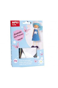 APLI KIDS ISABELLA THE PRINCESS CRAFT KIT